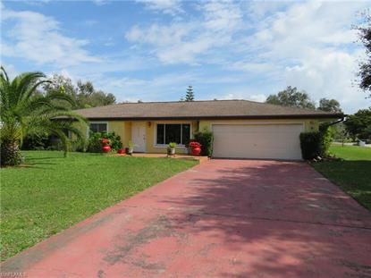 4028 S Edgewater Circle Labelle, FL MLS# 220012474