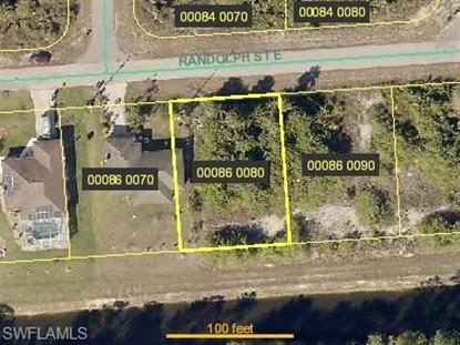 1216 Randolph Street Lehigh Acres, FL MLS# 220017531