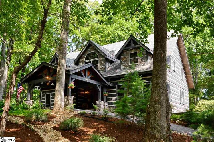 5 Split Rock Ford Drive, Landrum, SC 29356