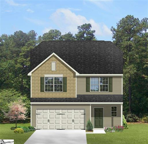38 Jones Creek Circle, Greer, SC 29650