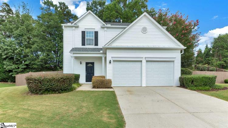 6 Eagleston Lane, Simpsonville, SC 29680