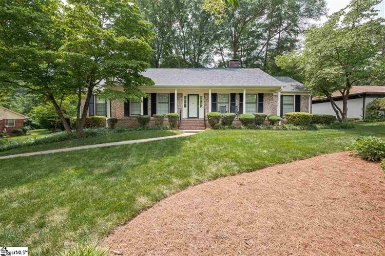 102 Kingsridge Drive, Greenville, SC 29615