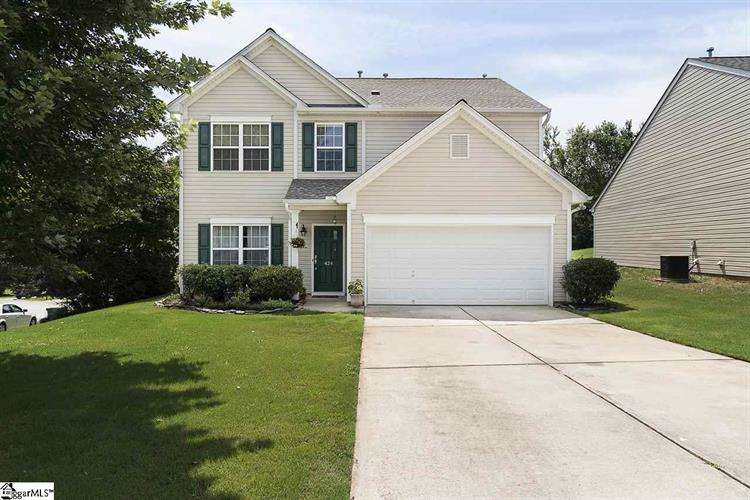 424 Chartwell Drive, Greer, SC 29650