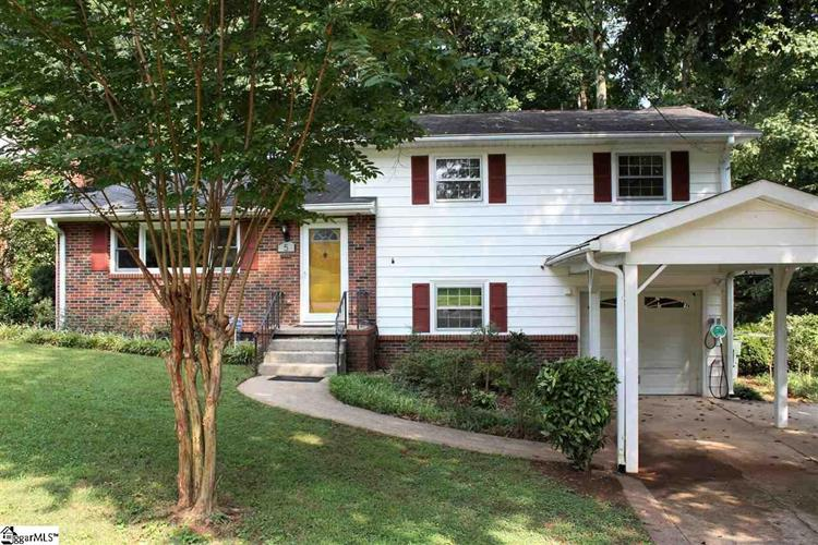 5 Nottingham Road, Greenville, SC 29607