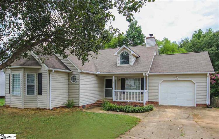 605 OAK VALLEY Drive, Simpsonville, SC 29681
