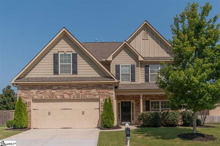 2 Ridgedale Way, Simpsonville, SC 29681
