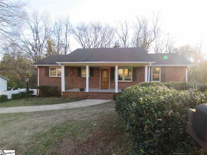 308 Farmington Road, Greenville, SC 29605 - Image 1