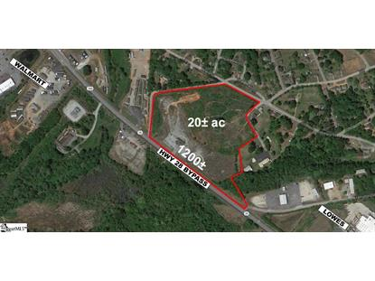 0 Highway 28 By Pass Anderson, SC MLS# 1287795