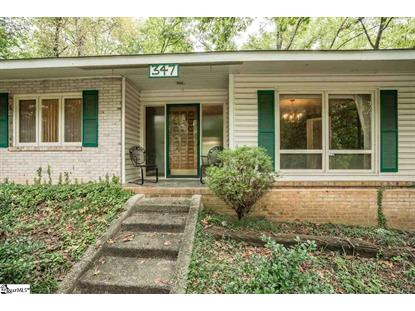 347 Pimlico Road Greenville, SC MLS# 1376442