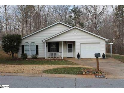 422 Maplewood Circle Greer, SC MLS# 1383478