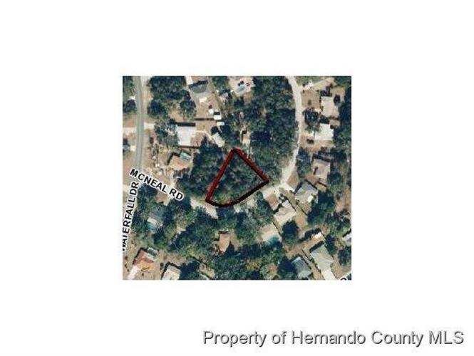 MCNEAL RD, Spring Hill, FL 34608