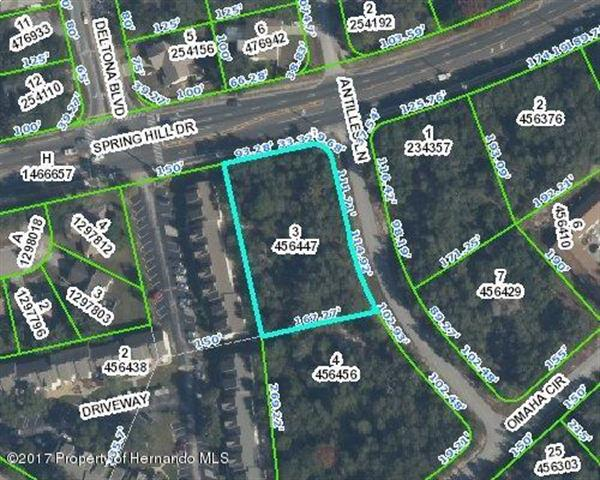 na Spring Hill Drive, Spring Hill, FL 34606