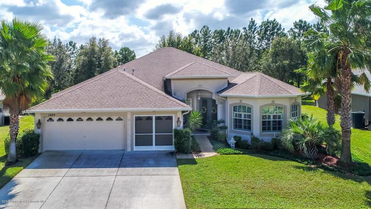 11694 New Britain Drive, Spring Hill, FL 34609