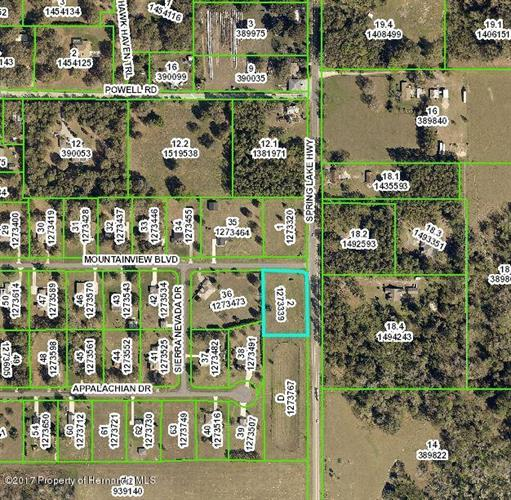 0 Spring Lake Highway, Brooksville, FL 34602