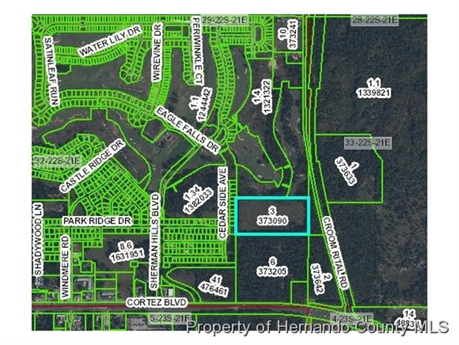 0 Croom Rital Road, Brooksville, FL 34602