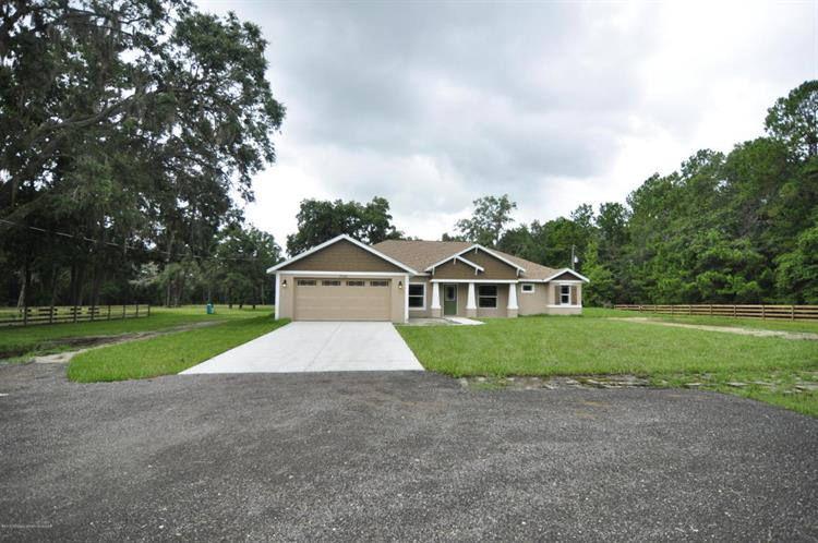 3025 Crum Road, Brooksville, FL 34604