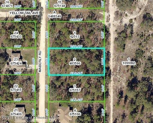 00 Maberly Road, Weeki Wachee, FL 34614