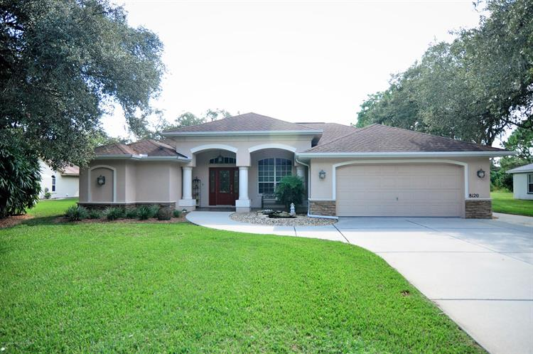 8120 Greenbrier Court, Spring Hill, FL 34606 - Image 1