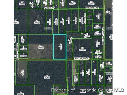 0 Hickory Hill Road, Brooksville, FL