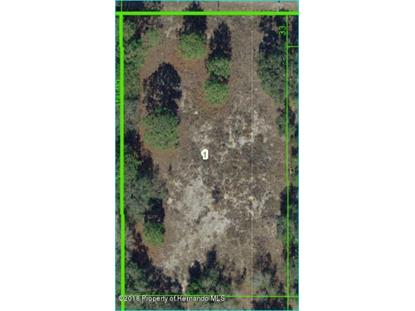 0 County Line Road Spring Hill, FL MLS# 2196558