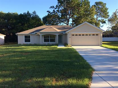 2263 Lake Forest Avenue Spring Hill, FL MLS# 2199115