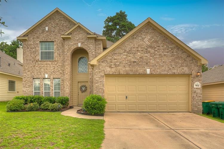 954 Oak Glen Drive, Willis, TX 77378