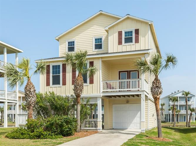 4119 King Rail Circle, Galveston, TX 77554