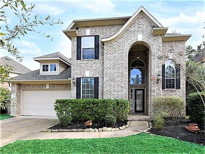 58 W Frontera Circle, The Woodlands, TX 77382