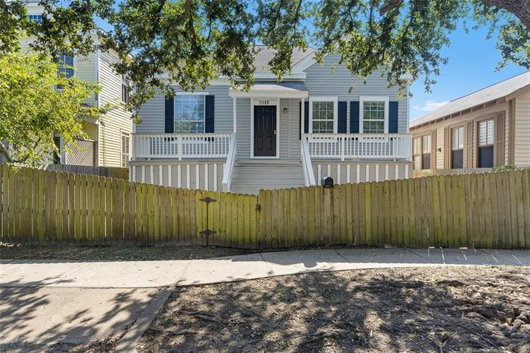 2613 Avenue K, Galveston, TX 77550