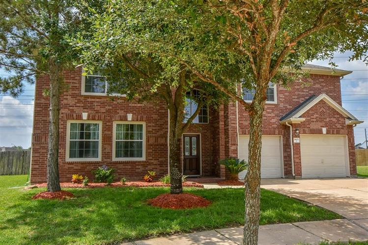 9603 Mammoth Springs Court, Houston, TX 77095