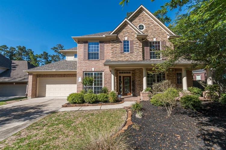 26 Caulfield Court, The Woodlands, TX 77382