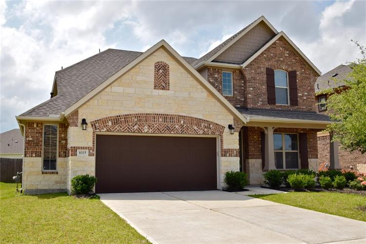 8115 Lily Ridge Lane, Cypress, TX 77433