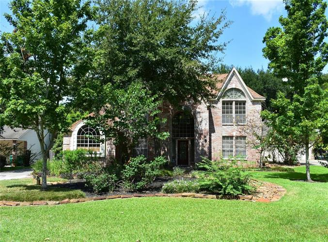 95 Tree Crest Circle, The Woodlands, TX 77381