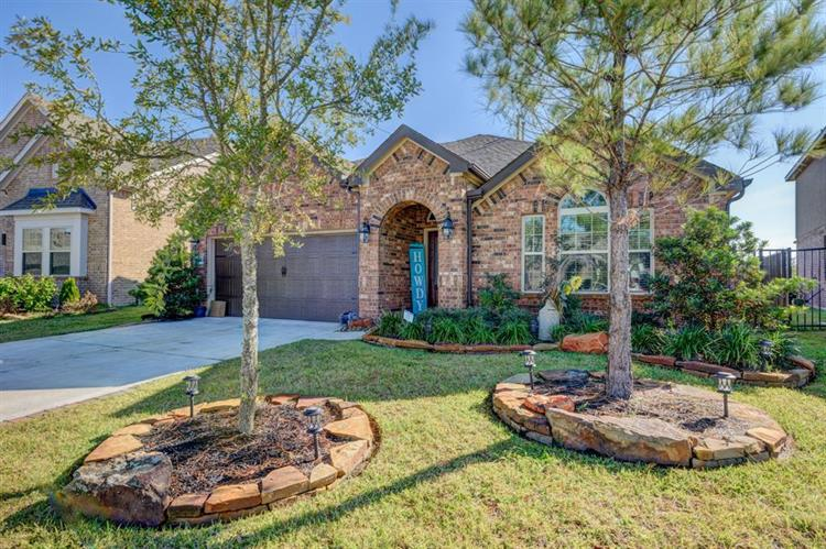 9506 Briscoe Bend Lane Lane, Cypress, TX 77433
