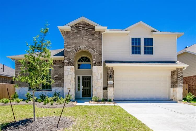 16214 Amber Brown Drive, Hockley, TX 77447 - Image 1