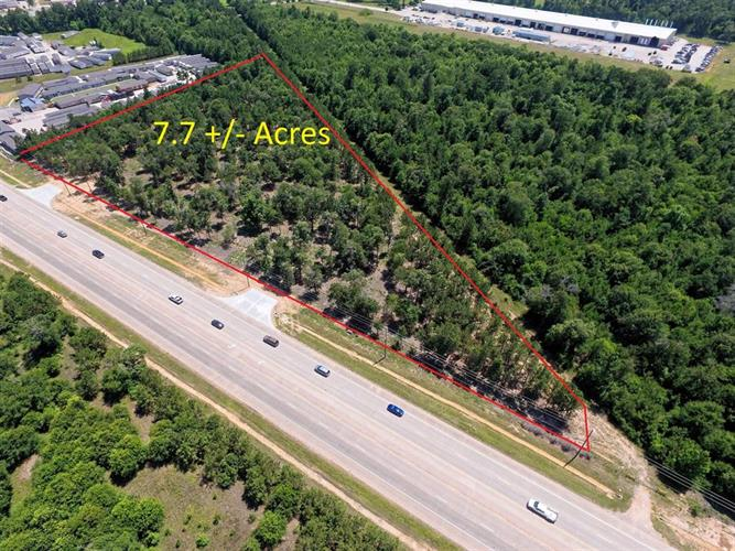 7.7 acres N Loop 336 E, Conroe, TX 77301 - Image 1
