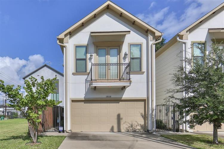 1818 Edwards Street, Houston, TX 77007