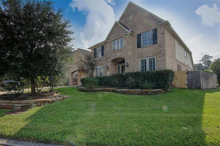 47 Winsome Path Circle, The Woodlands, TX 77382