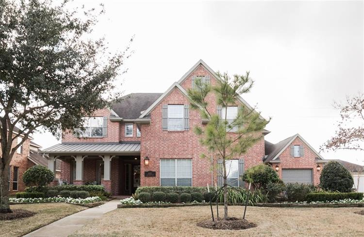 5102 Luke Ridge Lane, Katy, TX 77494