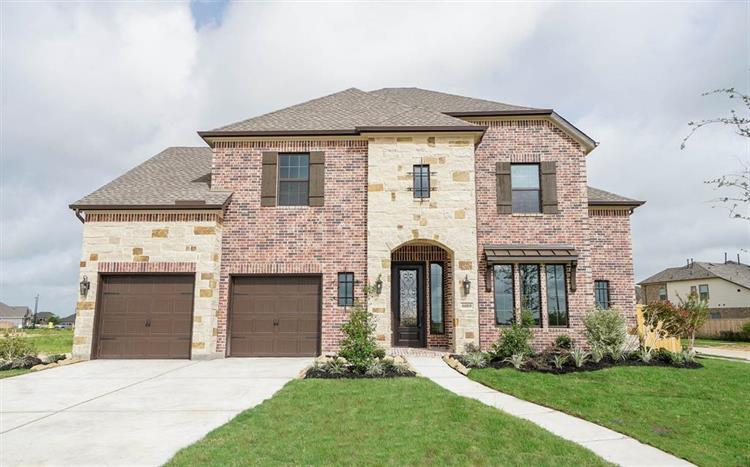 6819 Andorra Cove Circle, Katy, TX 77449