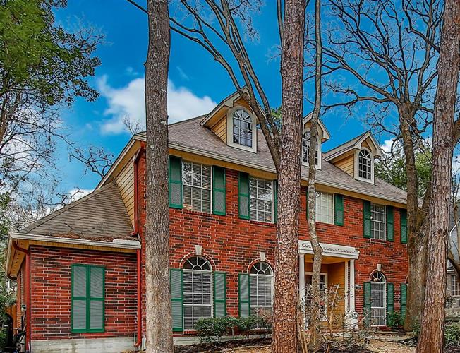 14 Gate Hill Drive, The Woodlands, TX 77381