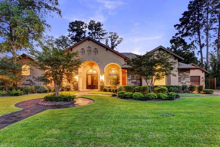 7611 Morgans Pond Court, Spring, TX 77389