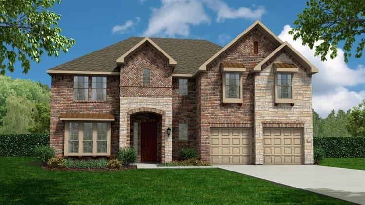 28127 Round Moon Lane, Katy, TX 77494