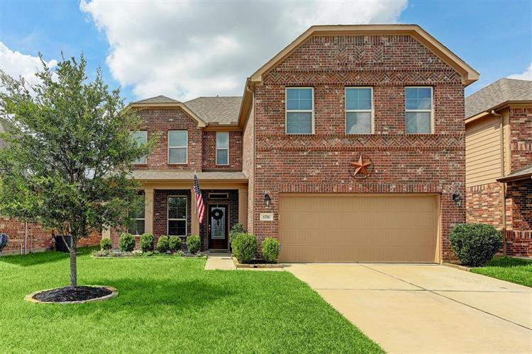 6206 Flagg Ranch Drive, Spring, TX 77388