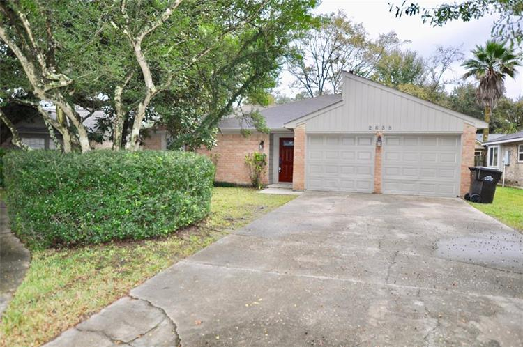 2638 Brown Hill Drive, Spring, TX 77373