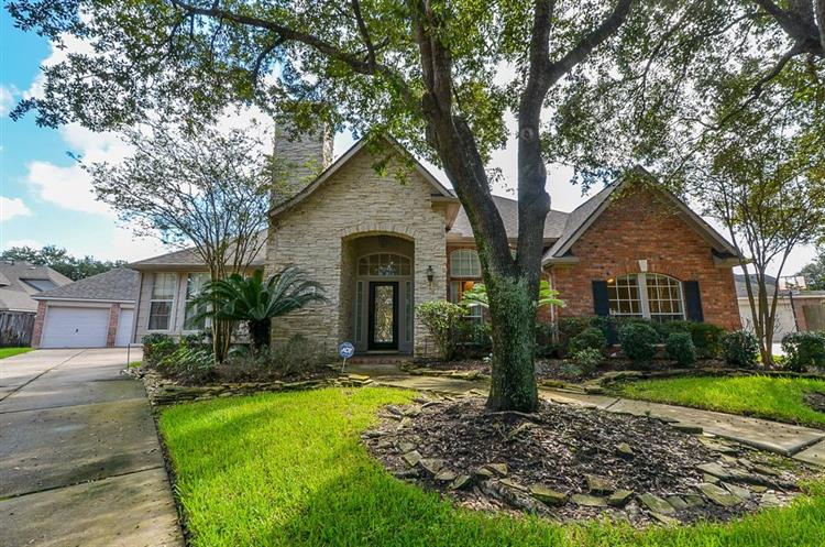 5306 Summerland Ridge Court, Houston, TX 77041