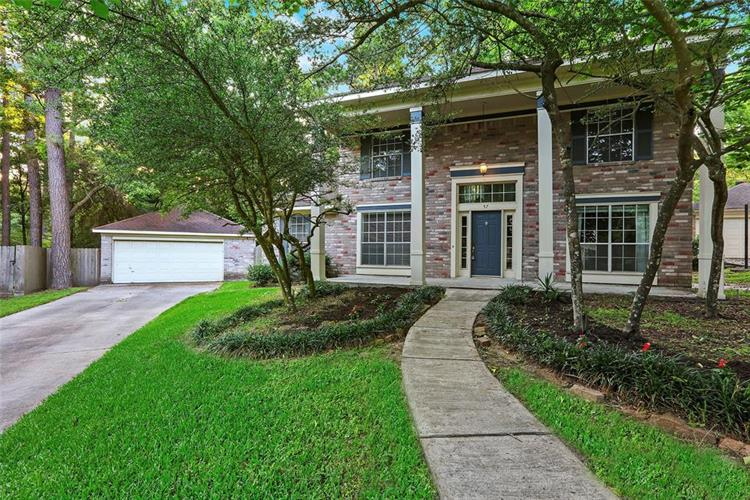 57 Fire Flicker Place, The Woodlands, TX 77381 - Image 1