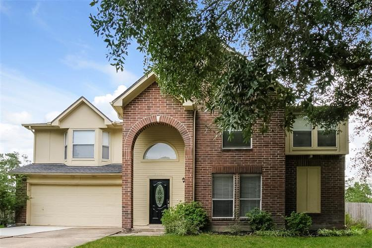 20102 Bambiwoods Drive, Humble, TX 77346