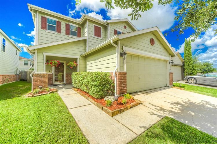 2618 Skyview Downs Drive, Houston, TX 77047