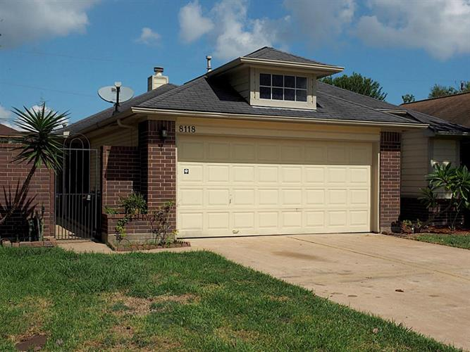 8118 Catalpa, Texas City, TX 77591